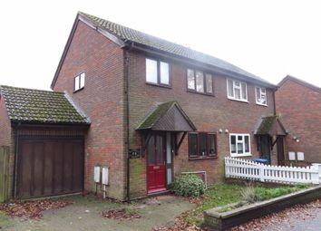 Thumbnail 3 bed semi-detached house to rent in Lowdells Lane, East Grinstead