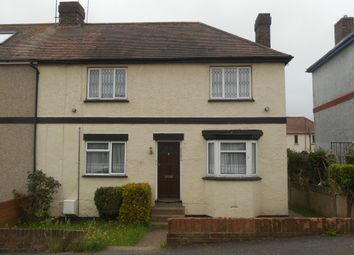 Thumbnail 1 bed flat to rent in Pine Road, Strood