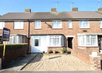 Thumbnail 3 bedroom terraced house for sale in Orchard Road, Swanscombe, Kent