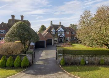 Thumbnail 4 bed detached house for sale in Firle Road, Seaford, East Sussex