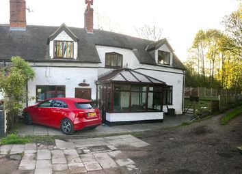 Thumbnail 3 bed cottage for sale in Ashby Road East, Bretby, Burton-On-Trent