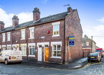 Thumbnail 2 bed terraced house for sale in Windsmoor Street, Stoke-On-Trent