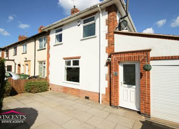 Thumbnail 4 bed end terrace house for sale in Beechcroft Avenue, Leicester