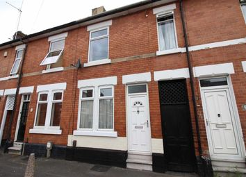 Thumbnail 2 bed terraced house for sale in Cross Street, Derby