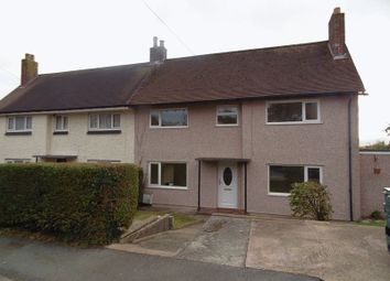 3 bed semi-detached house to rent in Pengarth, Conwy LL32