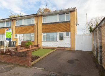 Thumbnail 3 bed end terrace house for sale in Yew Tree Gardens, Birchington