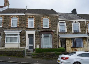 Thumbnail 3 bed terraced house for sale in Ysgol Street, Swansea
