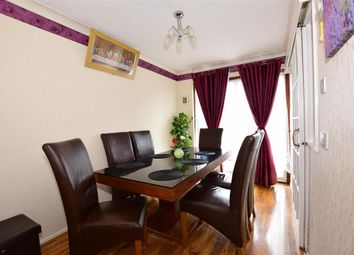 Thumbnail 3 bed terraced house for sale in Lower Woodlands Road, Gillingham, Kent