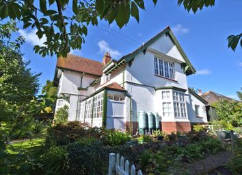 Thumbnail 4 bed detached house for sale in Alexandria Road, Sidmouth