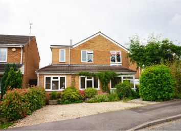 Thumbnail 5 bed detached house for sale in Broadwater Road, Reading