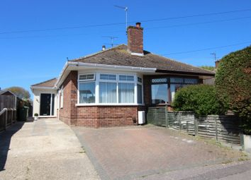Thumbnail 2 bed bungalow for sale in Roman Way, Caister-On-Sea