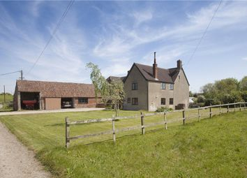 Thumbnail 5 bedroom detached house for sale in Brook Lane, Westbury, Wiltshire