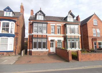 Thumbnail 4 bed semi-detached house for sale in Ellesmere Road, Shrewsbury