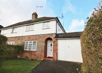 Thumbnail 3 bed semi-detached house to rent in Wickenden Road, Sevenoaks