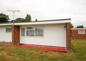 Thumbnail 2 bed property for sale in Florida Chalet Park, Beach Road, Hemsby