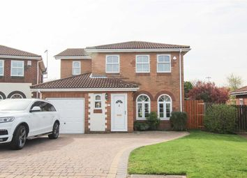 4 bed detached house for sale in Woburn Close, Northburn Park, Cramlington NE23