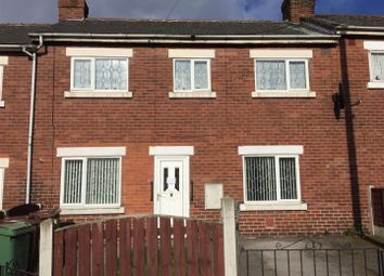 Thumbnail 3 bed terraced house for sale in St. Giles Avenue, Pontefract, Glamorgan