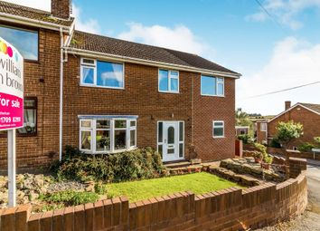 Thumbnail 5 bed semi-detached house for sale in Church Street, Rawmarsh, Rotherham