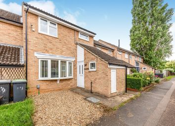 Thumbnail 3 bed end terrace house for sale in The Poplars, Arlesey