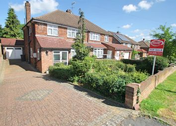 Thumbnail 3 bed property for sale in Wayside Avenue, Bushey