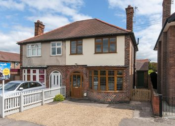 Thumbnail 2 bed semi-detached house for sale in Albany Street, Loughborough, Leicestershire