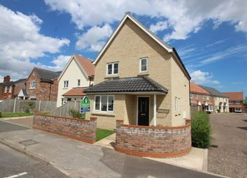 Thumbnail 4 bedroom detached house for sale in The Street, Blundeston, Lowestoft