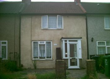 Thumbnail 3 bedroom terraced house to rent in Eastfield Road, Dagenham