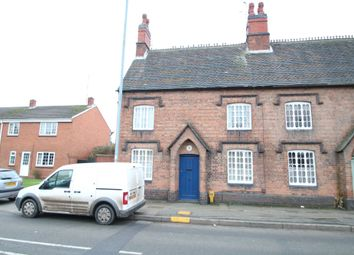 Thumbnail 2 bed end terrace house for sale in Watling Street, Mancetter, Atherstone