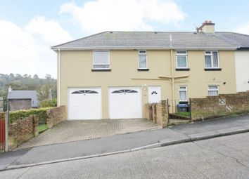 Thumbnail 4 bedroom semi-detached house for sale in Primrose Road, Dover