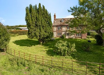 Thumbnail 6 bed detached house for sale in New House Farmhouse, Treyford, Midhurst, West Sussex