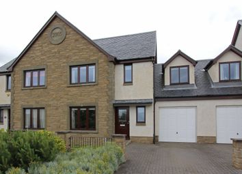 Thumbnail 4 bed terraced house for sale in Roman Park, Dalkeith, Midlothian