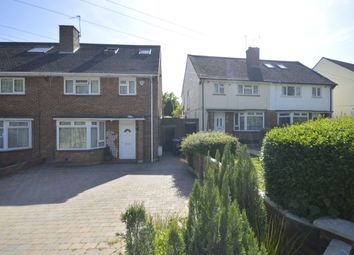 Thumbnail 4 bed semi-detached house for sale in Horseshoe Lane, Watford
