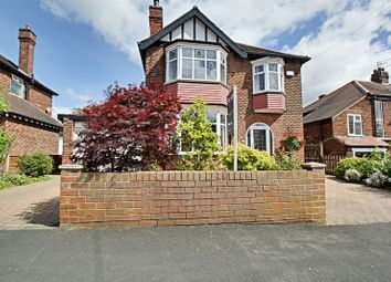 Thumbnail 4 bed detached house for sale in Redland Drive, Kirk Ella, Hull