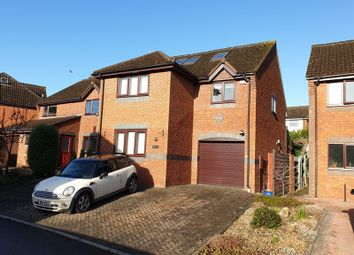 Thumbnail 5 bed detached house for sale in Lawn Drive, Chudleigh, Newton Abbot