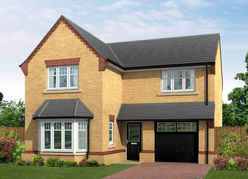 Thumbnail 4 bed detached house for sale in The Settle, Calverley Road, Farsley, Pudsey