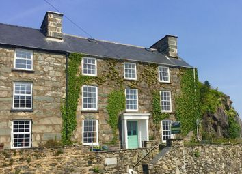Thumbnail 4 bed semi-detached house for sale in Aberamffra Road, Barmouth, Gwynedd.