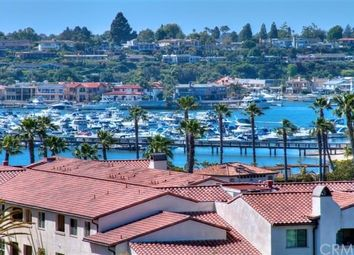 Thumbnail 2 bed town house for sale in 118 Villa Point Drive, Newport Beach, Ca, 92660
