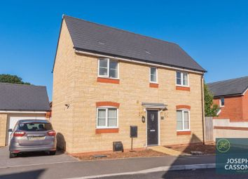 Thumbnail 3 bed detached house for sale in Lilliana Way, Wilstock Village, Bridgwater, Somerset