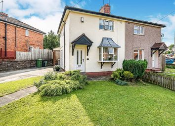 Thumbnail 2 bed semi-detached house for sale in Hillside Road, Dudley, West Midlands