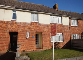 Thumbnail 3 bed terraced house for sale in Windmill Grove, Portchester, Fareham