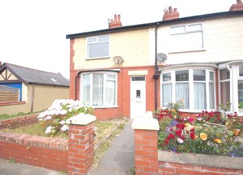 Thumbnail 2 bed end terrace house to rent in Lynton Avenue, Blackpool