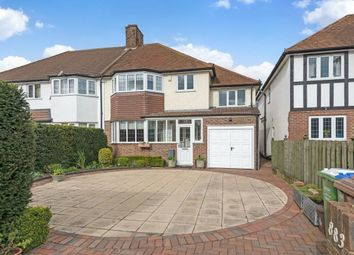 Thumbnail 5 bed semi-detached house for sale in Sicup Road, New Eltham