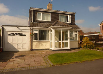 Thumbnail 3 bed detached house for sale in Delph Common Road, Aughton, Ormskirk