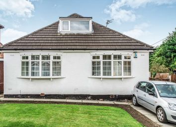 Thumbnail 4 bed detached bungalow for sale in Blue Bell Lane, Huyton, Liverpool