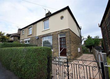 Thumbnail 2 bedroom semi-detached house for sale in Scholemoor Road, Bradford