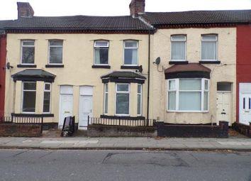 Thumbnail 2 bedroom terraced house for sale in Long Lane, Walton, Liverpool, Merseyside
