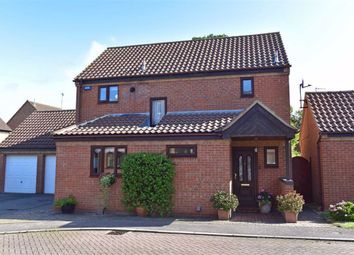 Thumbnail 3 bed detached house for sale in Circus End, Northampton