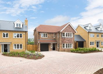 Thumbnail 4 bed detached house for sale in Hubbards Lane, Boughton Monchelsea
