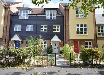 Thumbnail 3 bed terraced house for sale in Stadium Approach, Aylesbury