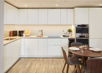 Thumbnail 3 bed flat for sale in Waterford Point, Nine Elms Point, Wandsworth Road, London